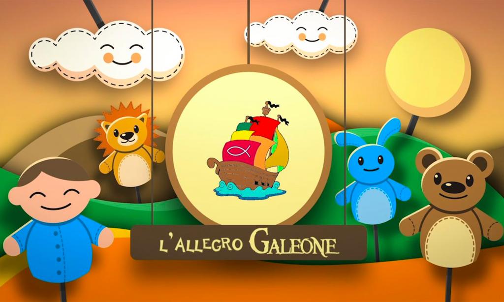 L'Allegro Galeone di ADI Genova